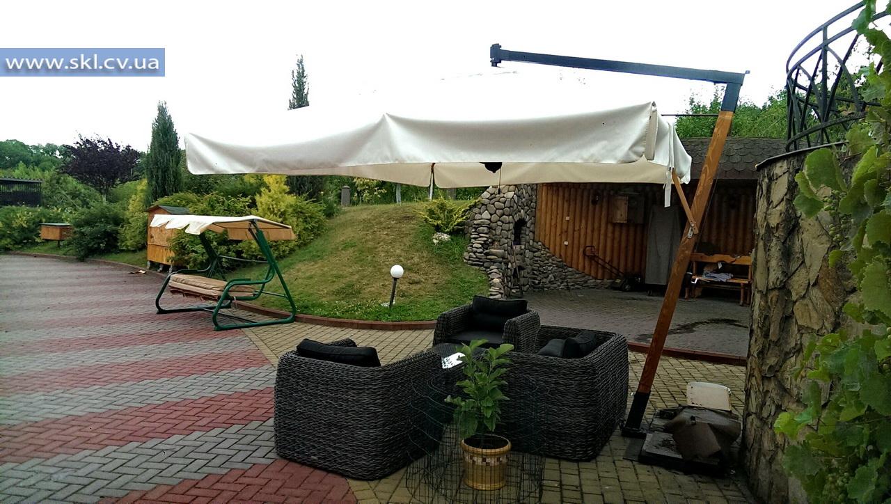 зонты консольные в украине