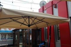 зонт для ресторана