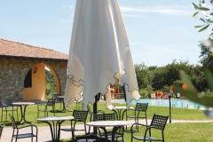 зонт для кафе Capri