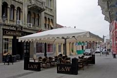 уличный зонт Scolaro