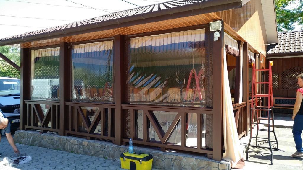 мягкие окна от ветра