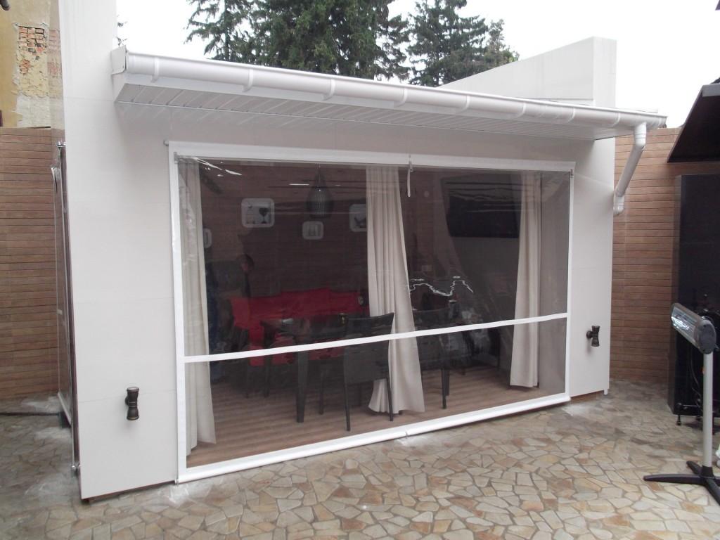 простые пвх шторы